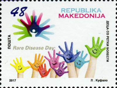 World's First Alport Stamp Is Macedonian Mom's Latest Win for Rare Disease Patients